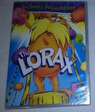 The Lorax: The Animated TV Classic (DVD) Dr. Seuss's Deluxe Edition