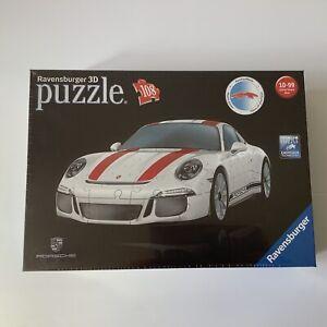 Ravensburger Porsche 911R 108 Piece 3D Jigsaw Puzzle BNIB