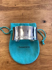 Tiffany & Co Wide Sterling Silver Cuff