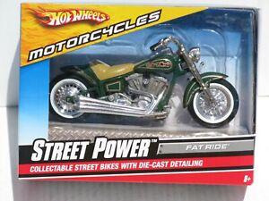 "Harley Davidson, ""Fat Ride"" by Mattel"
