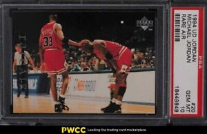 1994 Upper Deck MJ Rare Air Michael Jordan #20 PSA 10 GEM MINT