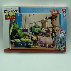 Toy Story Jigsaw Puzzle Disney Pixar 50 Piece Jumbo Children Child