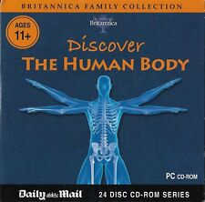 Britannica Family Collection : The Human Body : Promotional CD Rom