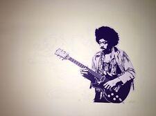 Jimi Hendrix 27 Poster Art Print Visual Technicians Free Ship In US