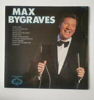 Max Bygraves - Max Bygraves (LP, Comp)