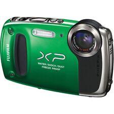 Fujifilm FinePix XP50 Digital Camera, 14.4 Megapixel, 7X Zoom, Green