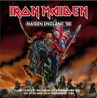 Maiden England ´88 - Iron Maiden 2 CD Set Remastered Sealed New !