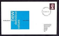 Gr Brit Stamp #Mh61 Fdc 7p Machin 1975