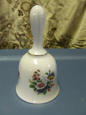 Very Nice Bareuther Bavaria porcelain bell