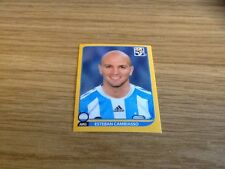 114 Esteban Cambiasso Argentina PANINI WORLD CUP 2010 Swiss Gold Edition Pegatina