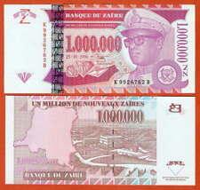P79   Zaire    1 Mio   Zaires  1996  UNC