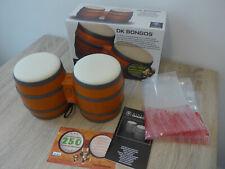 Donkey Konga DK Bongos Drums Nintendo Gamecube Boxed