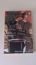 Charlotte Armstrong - Merci pour le chocolat (Télérama/Perles noires N°4)