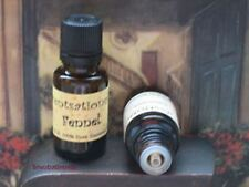 FENNEL ESSENTIAL OIL 1/2  OZ 100% PURE LUNGS DIGESTIVE CONGESTION ORGANIC DIET
