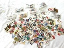 "Vintage Postage Stamps  Lot of Various Amount Stamps ""Some New - Some Cancelled"""