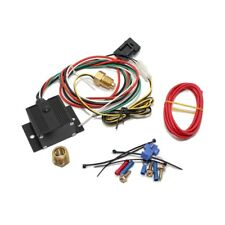 Black Adjustable Electric Cooling Fan Controller Wiring Harness 150-240 Degree