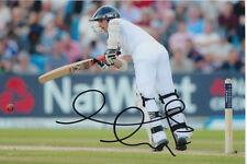 ENGLAND CRICKET HAND SIGNED JAMES TAYLOR 6X4 PHOTO 1.