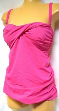 plus sz S / 16 TS TAKING SHAPE Positano Tankini Top comfy bathers swimwear NWT!