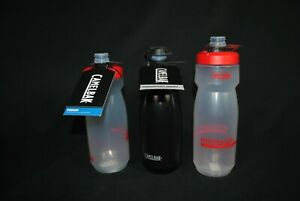 Lot of 3 NEW Camelbak Podium Cycling Water Bottles 1 Dirt Series