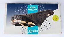 Selle San Marco Rolls Titanio * OVP * VINTAGE * RETRO *