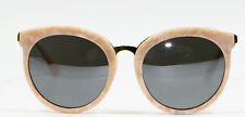New Authentic Gentle Monster Sunglasses Lovesome one White Pink Gold 56. 21.150