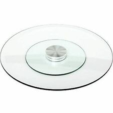 Glass Lazy Susan Serving Dishes