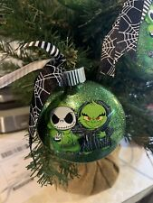 One Jack/grinch Ornament Nightmare Before Christmas