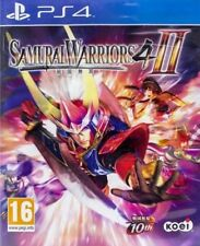 Samurai Warriors 4: II PS4