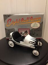 Hallmark Kiddie Car Classics 1960 Eight Ball Racer Diecast (Great Condition)