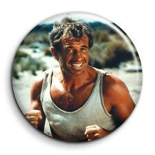 Jean Paul Belmondo le professionnel 1981 Film Culte Ciné Badge 38mm Button Pin