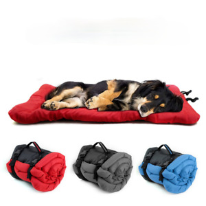Allacki Outdoor Portable Waterproof Foldable Pet Bed Dog Cat Mat Pet Supplies