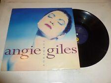 """Angie Giles-submerger - 1992 UK 4-track 12"""" vinyl single"""