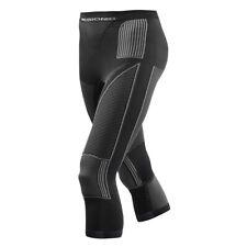 X-Bionic Damen Skiunterwäsche Skiunterhose Sport Funktionswäsche medium schwarz