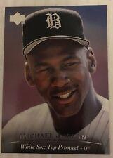 Michael Jordan 1995 Upper Deck Minor League #45 Chicago White Sox NM/M Condition