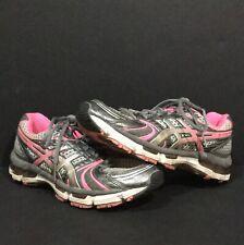 Asics Gel Kayano 18 T250N Gray Pink Women's 8 Running Training Jogging Shoes