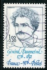 STAMP / TIMBRE FRANCE OBLITERE N° 1896 GENERAL DAUMESNIL