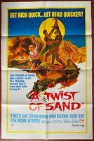 Plakat American Du Sand Und Des Diamanten A Twist Of Sand | Richard Johnson
