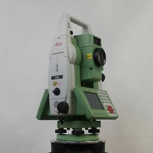 "Leica TS15 A 2"" R400 Total Station"