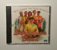 Welcome to the Party - Saragossa Band - CD 2002