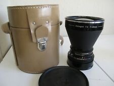 Zeiss Distagon 40mm f4 Wide Angle Lens for Hasselblad NICE w/Case / Caps NoRserv