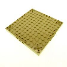 1 x Lego System Bau Basic Platte beige tan 6x16 SW 7573 9789 3833 4543856 3027
