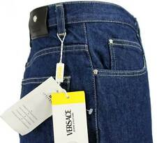 NEWT$ VERSACE JEANS COUTURE  BEAUTIFUL DENIM PANTS 100%AUTH 33