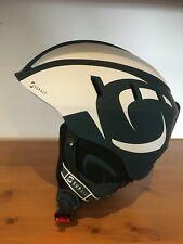 Supair Pilot, der super leichte Helm zum Gleitschirmfliegen, Farbe: Petrol/White
