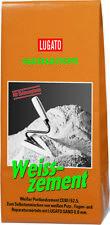 Lugato Weisszement 5 kg Zement weiss