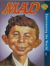 MAD MAGAZINE ALFRED E NEUMAN LICENSE SHEET