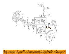 TOYOTA OEM 07-13 Tundra Front Brake-Flex Hose 90947A2016