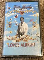 "Eddie Murphy ""Love's Alright"" CASSETTE | Motown (1992)"