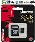 32gb Kingston MICRO-SD Sdhc Tarjeta de memoria para Samsung Galaxy S5