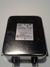 CORCOM EMI RFI AC POWER LINE FILTER 20MV1 20 AMP   New  free shipping