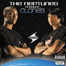 THE NEPTUNES - THE NEPTUNES PRESENT... CLONES [PA] NEW CD